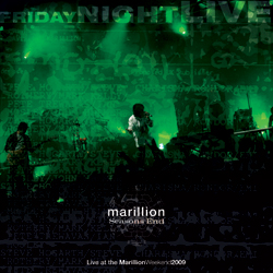 SEASONS END LIVE 2009 2CD LIVE ALBUM