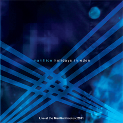 HOLIDAYS IN EDEN LIVE 2011 2CD LIVE ALBUM