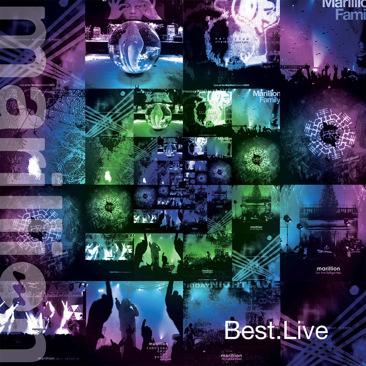 Best.Live 2CD Live Compilation