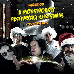 A Monstrously Festival Xmas Xmas 2015 Fan Club CD