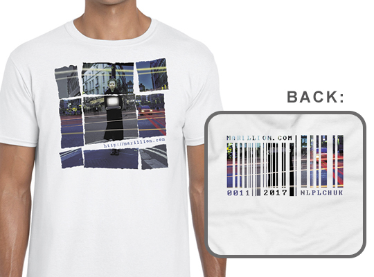 DOTCOM ALBUM T-SHIRT