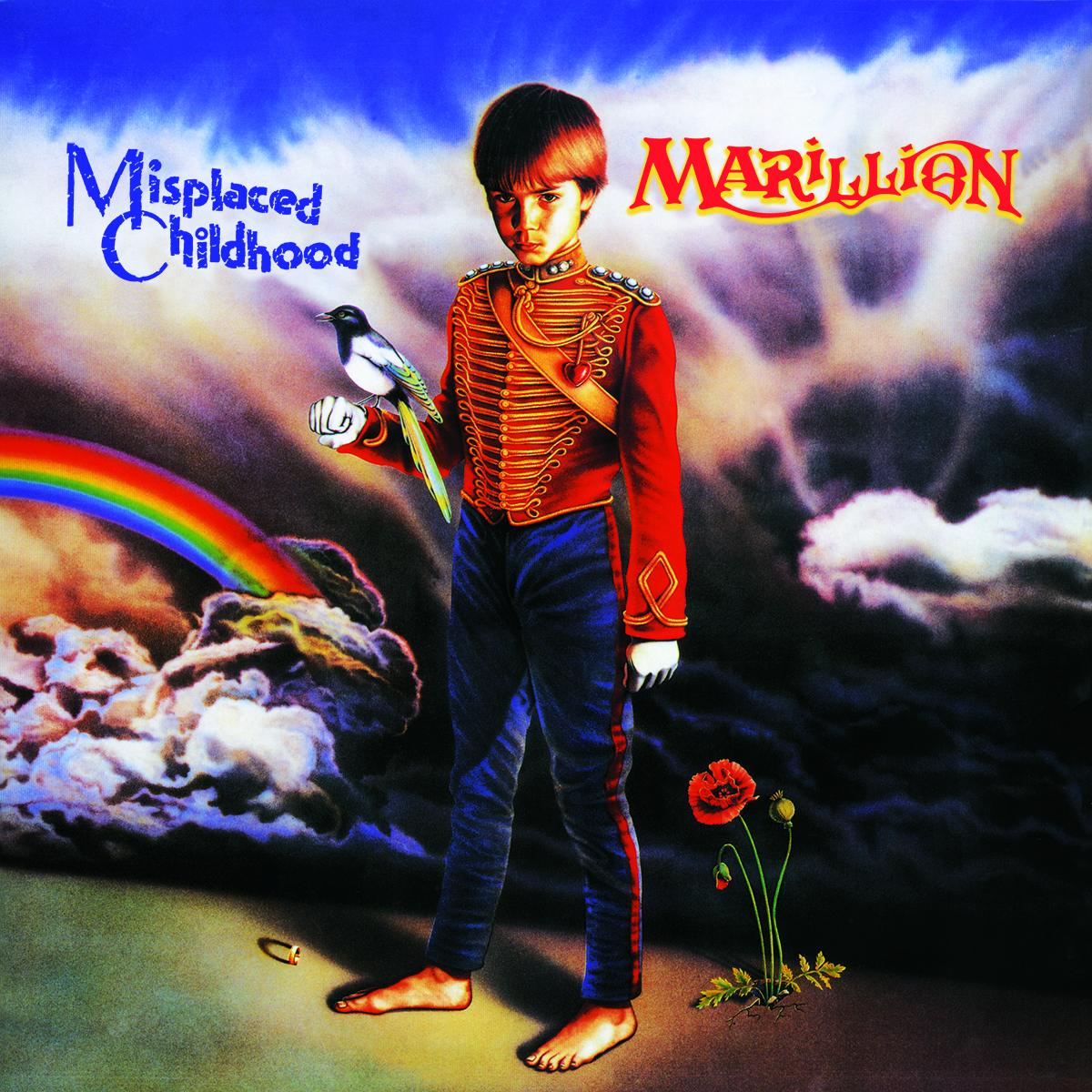 MISPLACED CHILDHOOD 2017 CD REMASTER