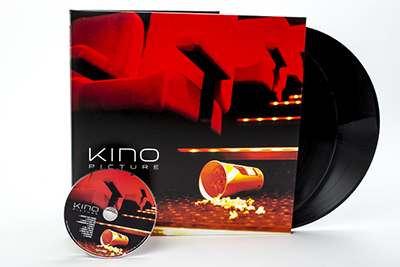 Kino - Picture Vinyl / CD Pack