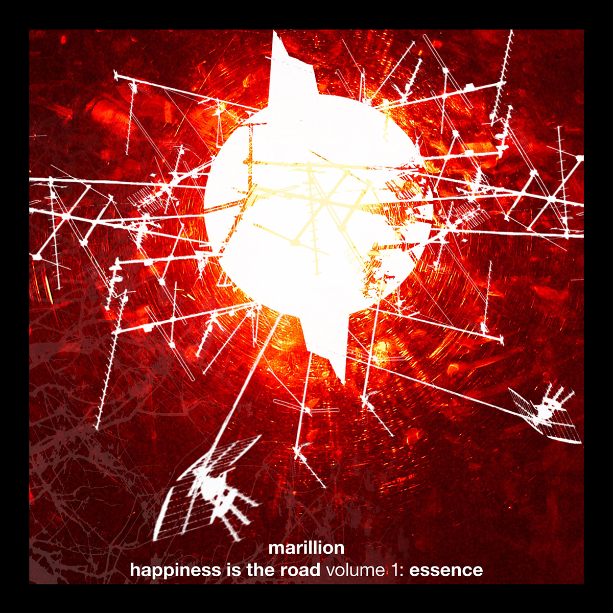 Happiness Is The Road Vol.1 Essence