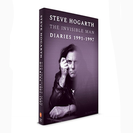 Steve Hogarth - The Invisible Man Diaries Volume 1